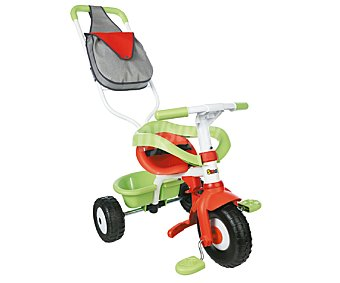 SMOBY Triciclo Evolutivo Be Fun Confort Mixto 1 Unidad