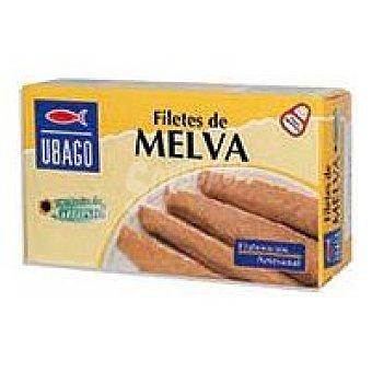 Ubago Filete de melva en aceite Lata 115 g
