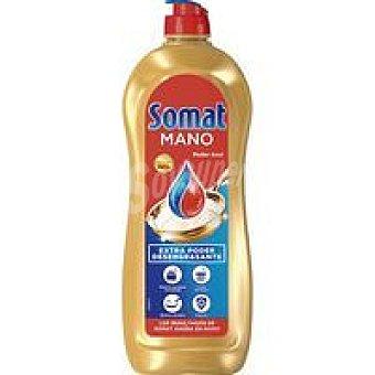 Somat Lavavajillas mano poder azul Botella 650 ml