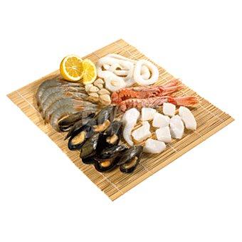 Arreglo para paella marisco Bandeja 800 g