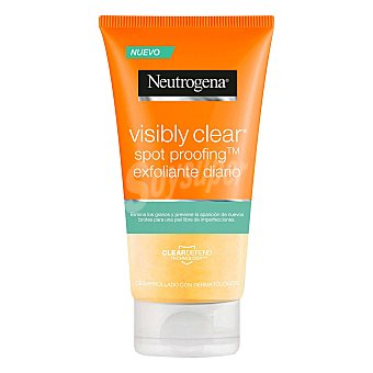 Neutrogena Crema exfoliante visibly clear spot proofing Neutrogena 150 ml