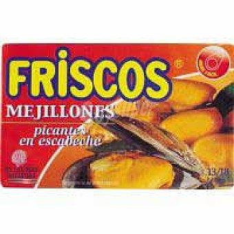 Friscos Mejillón picante 13-18 111g 111g