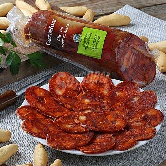 Chorizo ibérico extra tercio 415.0 g.