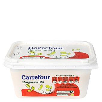 Carrefour Margarina vegetal sin sal 500 g