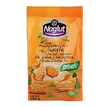 Santiveri Noglut galletas Jungla - Sin Gluten 106 g