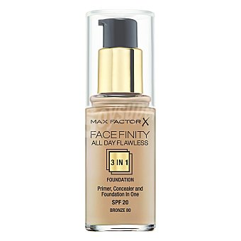 Max Factor Maquillaje Face Finity 3en1 80 1 ud
