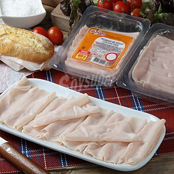 ElPozo Pechuga de pollo loncha fina bipack (2x200g) Envase 400 g