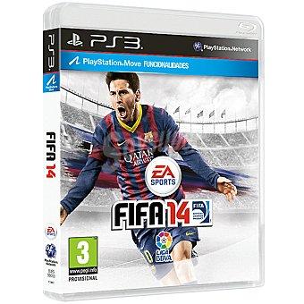 PS3 Videojuego fifa 14  1 Unidad