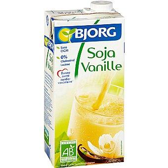 Bjorg Bebida de soja sabor vainilla 1 brik de 1 l