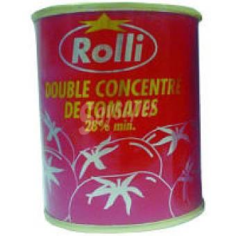 Rolli Tomate concentrado Lata 140 g