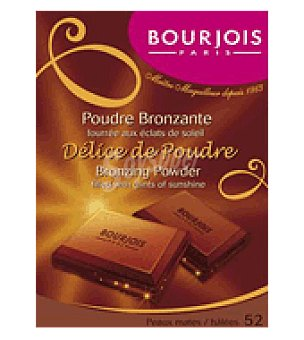 Bourjois Polvo rostro delice poudre nº52 peau mathale 1 ud