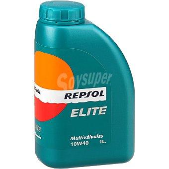 REPSOL Elite Aceite de motor multiválvulas 10W40 bidón 1 l