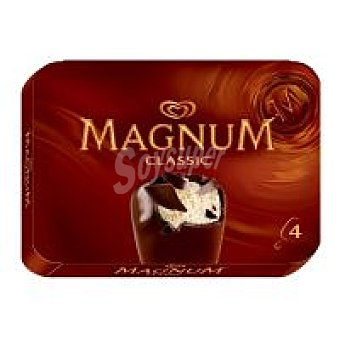 Magnum Frigo Magnum clásico Pack 4x110 ml
