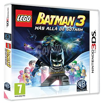 Nintendo Videojuego Lego Batman 3: Más Allá De Gotham para 3DS 1 Unidad