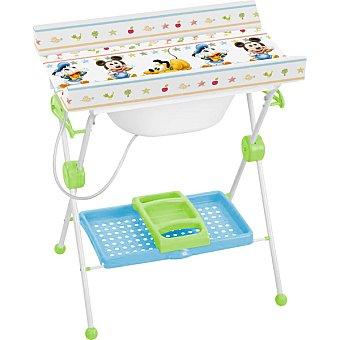 DISNEY 834 Baño Plegable para bebé con dibujos de Disney