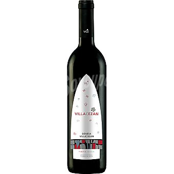 DEHESA DE VILLACEZAN Vino tinto joven de la Tierra de León Botella 75 cl