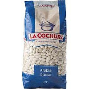 LA COCHURA Alubia blanca larga Paquete 1 kg