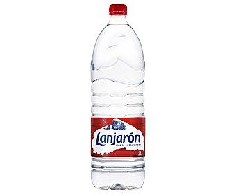 Lanjarón Agua Mineral Sin Gas Botella 2 Litros