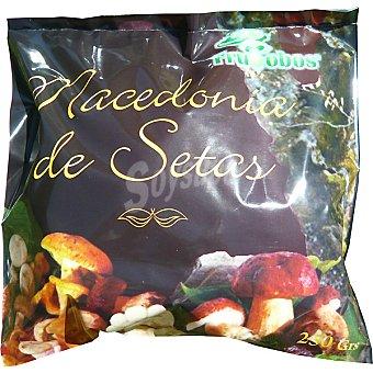 FRUTOBOS Macedonia de setas Bolsa de 250 g