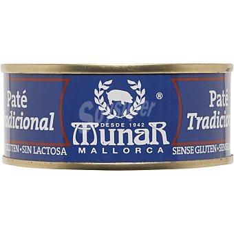 Munar Paté de higado de cerdo natural 95 g