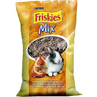 FRISKIES MIX Mezcla de semillas para cobayas y conejos enanos bolsa 2,5 kg Bolsa 2,5 kg
