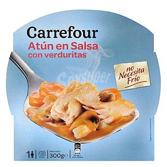 Carrefour Atún con verduras 300 g