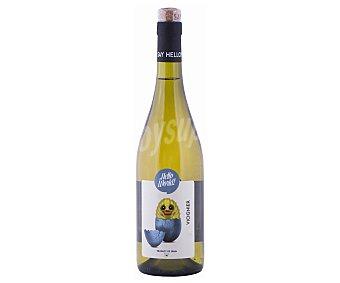 Hello World Vino blanco con IGP Vinos de la Tierra de Castilla Botella de 75 cl