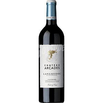 CHATEAU ARCADES Vino tinto de Francia Botella 75 cl