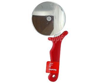 Metalex Cortapizza con hoja de acero Inoxidable y mango de polipropileno color rojo 1 Unidad