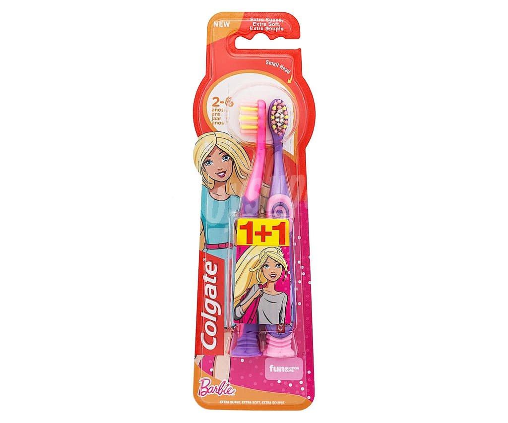 602c14438 Colgate Cepillo de dientes infantil para niños de 2 a 6 años con filamentos  suaves Smiles