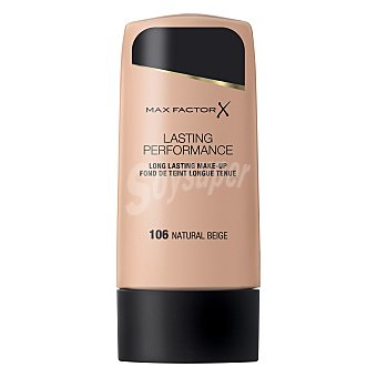 Max Factor Base Liquida Lasting Performance 106 Natural Beige 1 ud