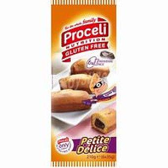Proceli Petite chocolat Paquete 210 g