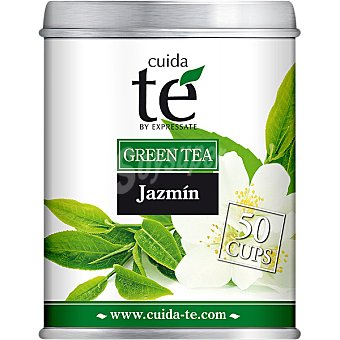 Cuida Té Té verde de jazmin Envase de 100 g