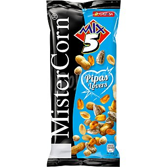 MisterCorn Grefusa  Mix de 5 snacks envase 115 g
