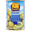 Aceituna rellena de anchoa suave  lata 130 g escurrido (300 g neto) Jolca