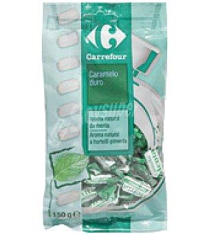 Carrefour Caramelos duros refrescantes, Menta 150 g