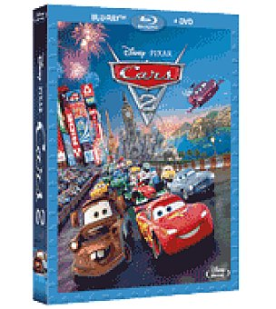 Disney Cars 2 BR combo