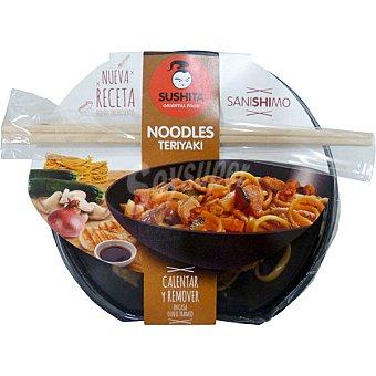 SUSHITA Noodles teriyaki Envase 250 g