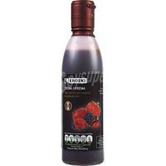 Eroski Crema balsámica de frutas del bosque Botellín 25 cl