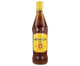 Arehucas Ron dorado Botella de 70 cl