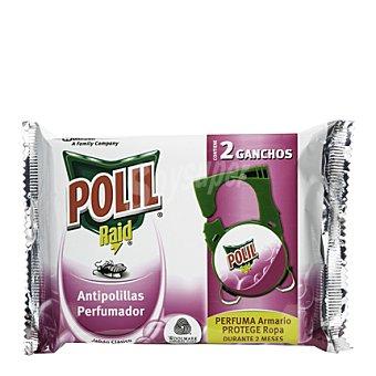 Polil Raid Antipolillas jabón clasico 2 ud