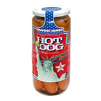 Poppenburger Hot dog american 300 g