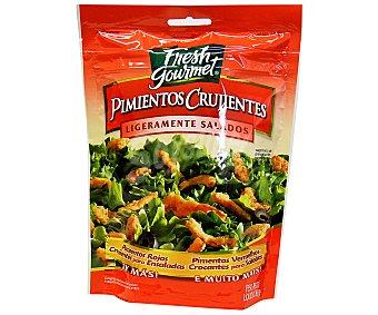 Fresh Gourmet Pimientos rojos crujientes Bolsa 80 g