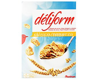 Auchan Cereales Nature Deliform 375g