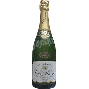 LOUIS MASSING Champagne grand cru blanc de blans Botella 75 cl
