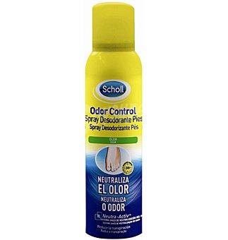 Scholl Desodorante de pies neutraliza el olor y reduce la transpiración Spray 150 ml