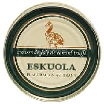 Eskuola Mousse de Canard Lata 90 g