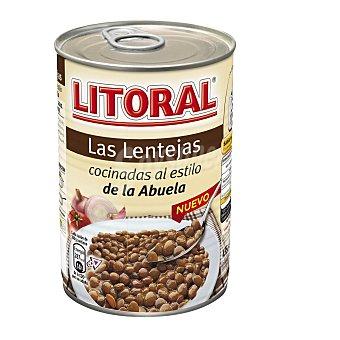 Litoral Lentejas de la Abuela 435 g