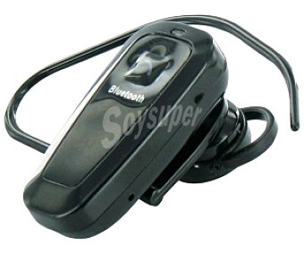 OXO XBH99 Auriculares Bluetooth Negro, con cable y micrófono