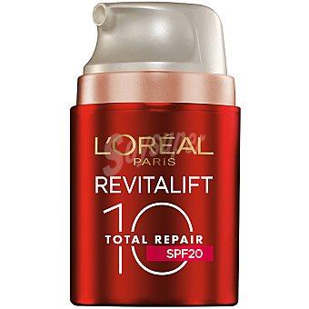 Revitalift L'Orèal Paris Multi-regenerador hidratante diario FPS-20 Tarro 50 ml